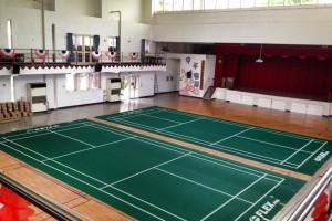 佛雷斯集團贊助台中市中平國中成立羽球隊!