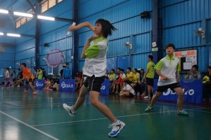 103年度中國醫大盃羽球錦標賽